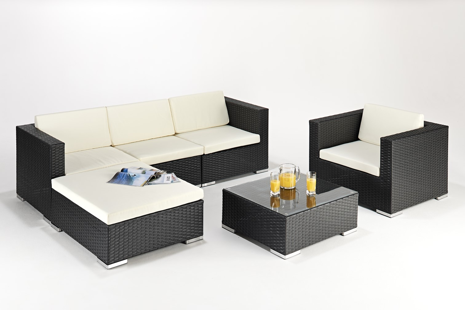 All weather rattan corner group special all weather for All weather garden furniture