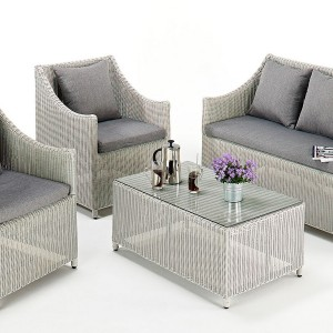 garden furniture uk rattan contemporary rattan sofa set - Garden Furniture 2014 Uk