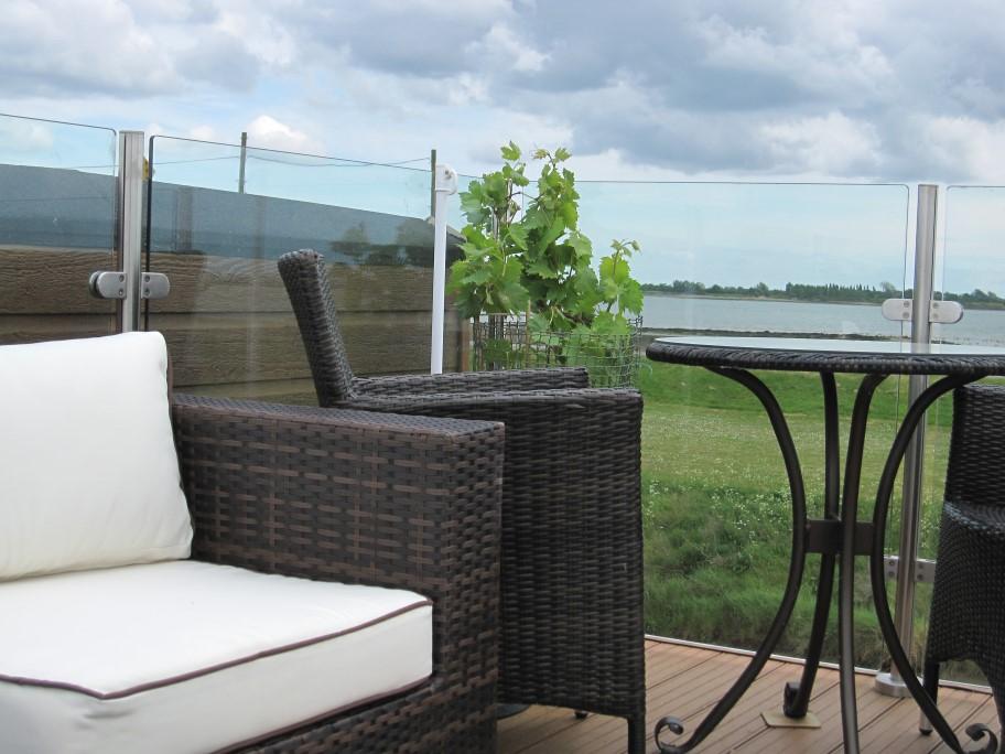 Luxury Rattan Sofa Set
